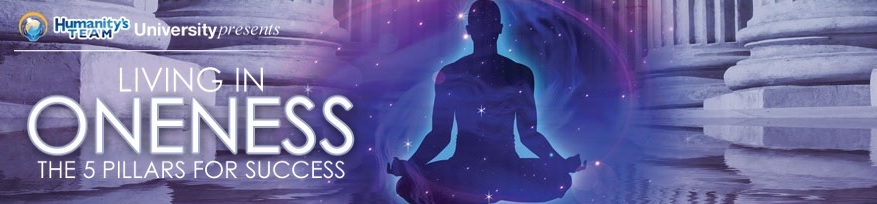Living in Oneness – The Five Pillars of Success